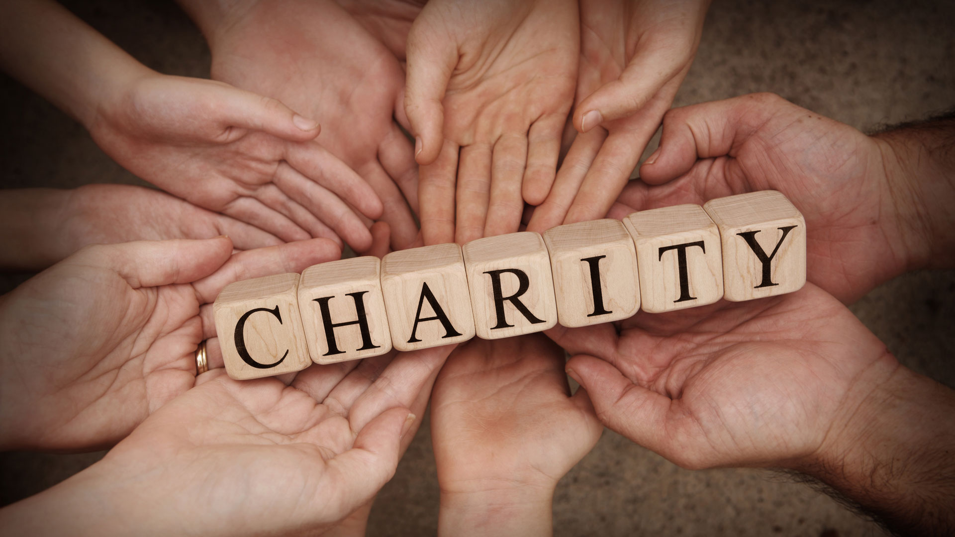 Considering Charity: How Much Can Someone Afford To Give?